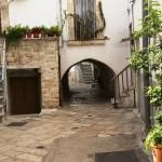 centro storico di Turi